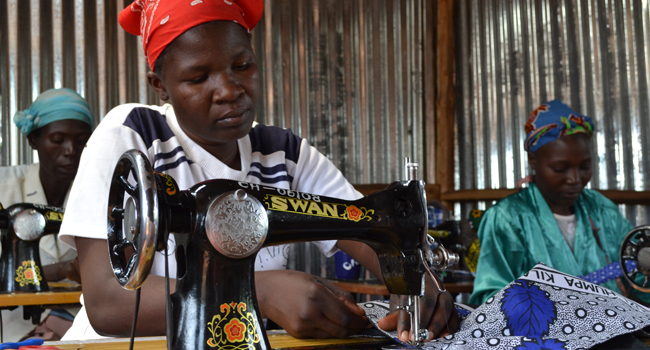 WomensCommunity Sewing