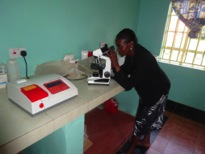 Medical equipment for Kenya